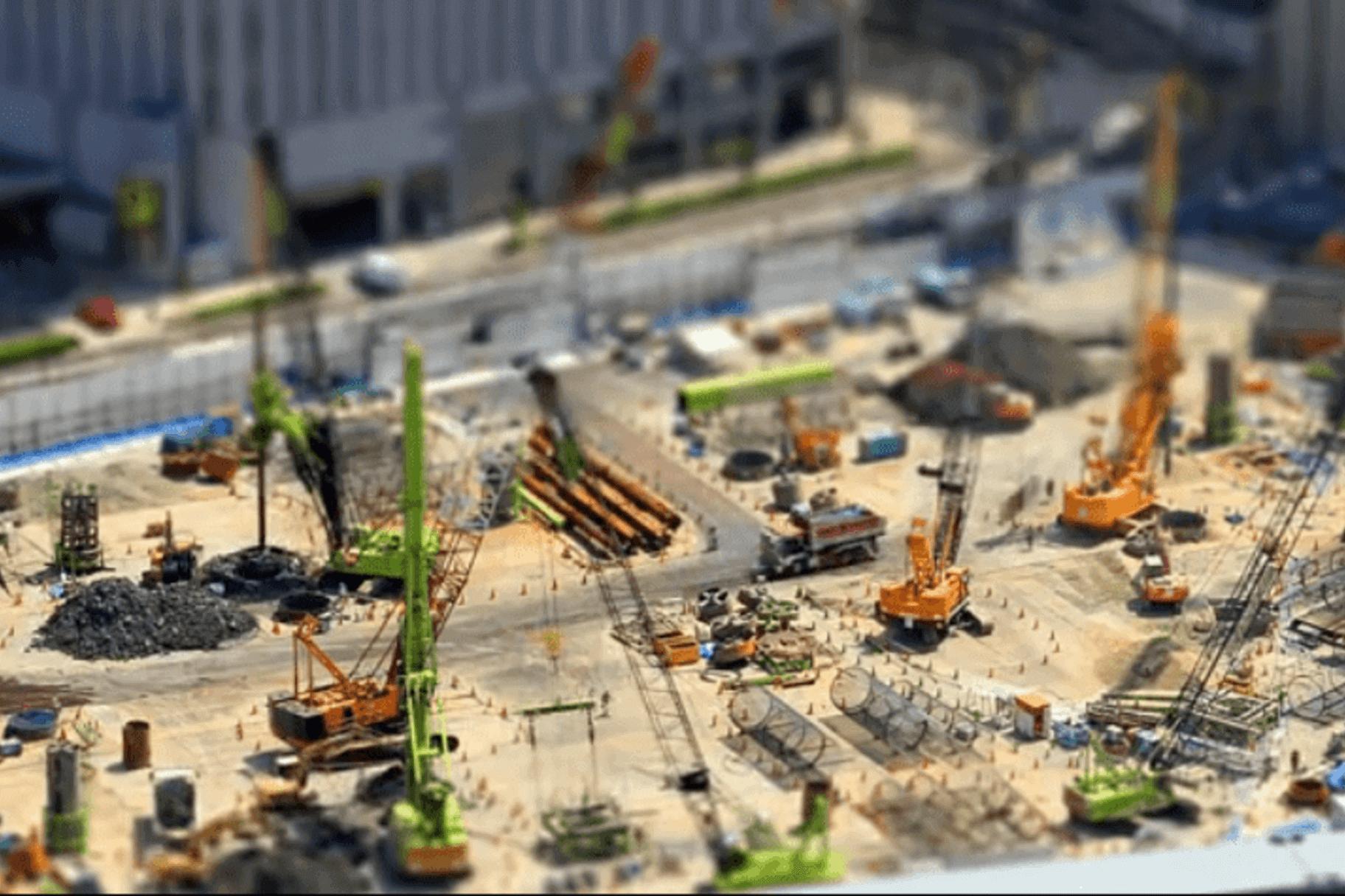 Project Construction Site